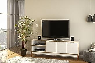 Polifurniture 401703530001 Toronto TV Stand, White