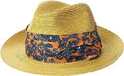 Paisley Tie Fabric Hat