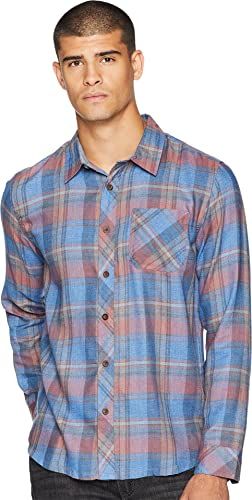 O'Neill Hommes's Jack Shelter Shirts,petit,Picante