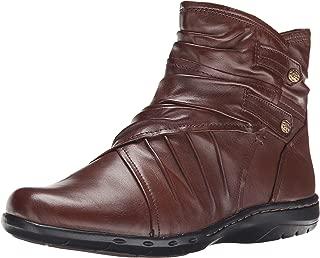 Rockport Cobb Hill Women's Pandora Boot,  Chocolate, 7.5 M US