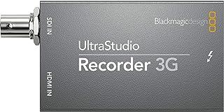 Blackmagic Design UltraStudio Recorder 3G Capture Device