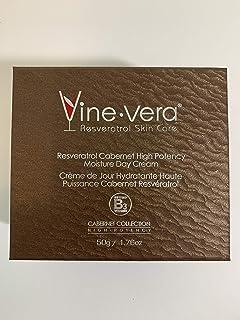 Vine Vera Resveratrol Carbernet High Potency Moisture Day Cream 50g/1.76oza