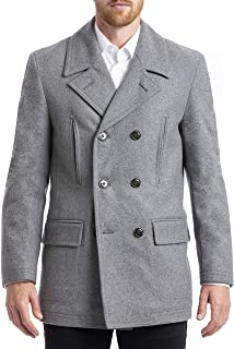Chaps mens All-american Authentic Style Peacoat