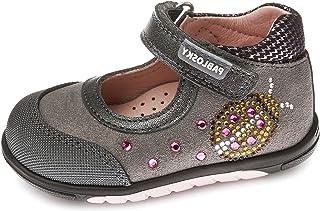 Pablosky 083752, Chaussure de première randonnée Bébé Fille