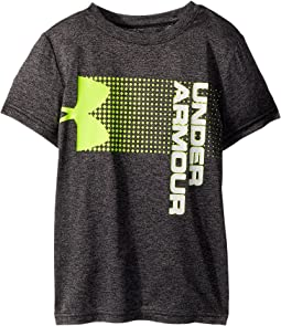 Under Armour Kids New Hybrid Big Logo Short Sleeve Tee (Little Kids/Big Kids)