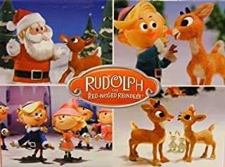 RUDOLPH the RED-NOSED REINDEER**Boxed set of 24 Christmas Cards & Envelopes