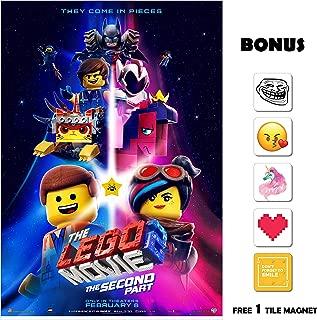 lego ninjago the movie poster