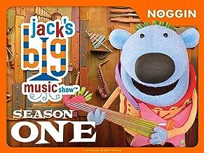 Jack's Big Music Show Season 1