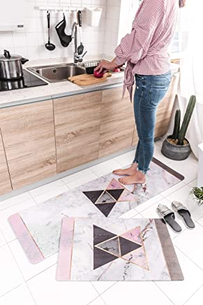 Amazon Com Pink Kitchen Rugs Kitchen Table Linens Home Kitchen