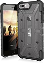UAG iPhone 8 Plus / iPhone 7 Plus / iPhone 6 Plus [5.5-inch screen] Plasma Feather-Light Rugged [ASH] Military Drop Tested iPhone Case