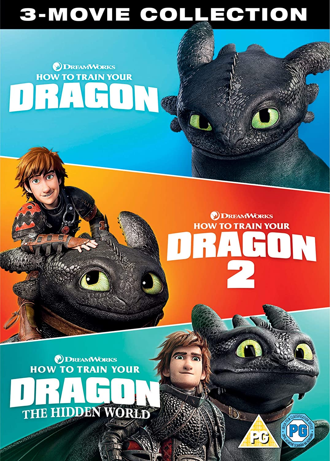 How to Train Your Dragon - 6 Movie Collection [6]
