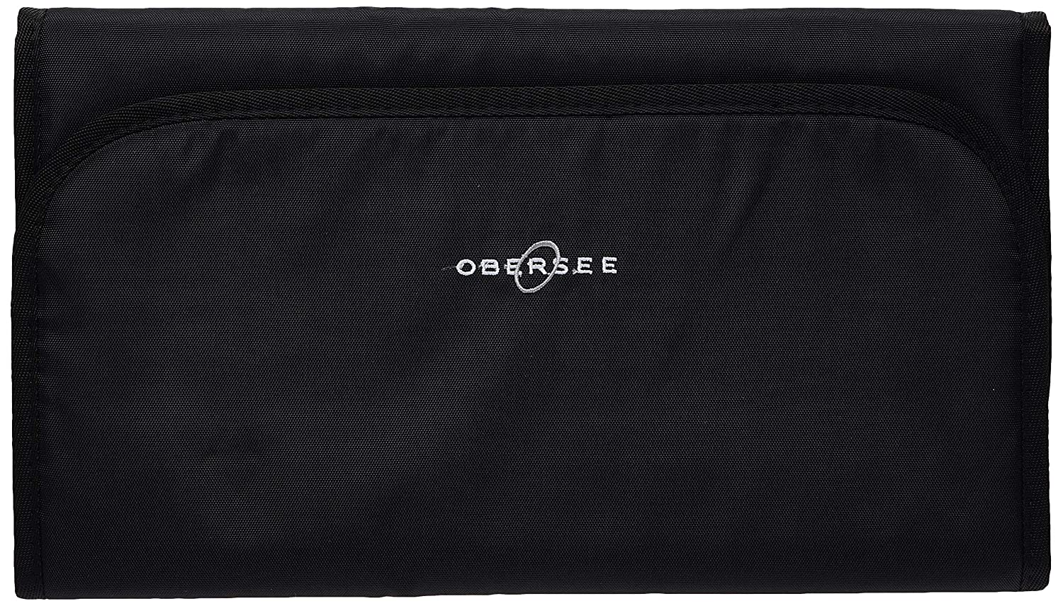 Obersee Baby Changing Mat, Black