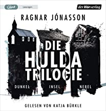 Die Hulda-Trilogie. Dunkel - Insel - Nebel: Thriller