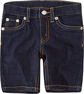 Levi's Boys' Big 502 Regular Fit Shorts