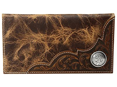 Ariat Rodeo Distressed Wallet