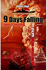 Kirov Saga: 9 Days Falling (Kirov Series Book 5) Kindle Edition