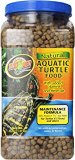 Zoo Med Natural Aquatic Turtle Food best prices on amazon