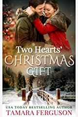 TWO HEARTS' CHRISTMAS GIFT (Two Hearts Wounded Warrior Romance Book 14) Kindle Edition