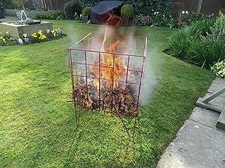 Incinerador de jardín fácil de montar