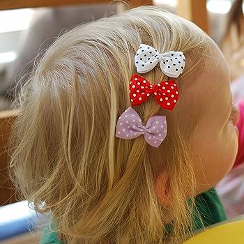 PURPLE HANDMADE PEARL HAIR BOW GIRLS ALLIGATOR CLIP HAIR ACCESSORIES BOW CLIP