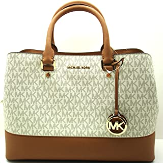 7933ec93ac73 Amazon.com  Michael Kors - Satchels   Handbags   Wallets  Clothing ...