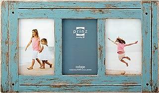 PRINZ Homestead Collage Frame, 4 x 6, Blue