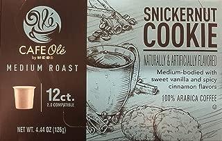 H.E.B. Cafe Ole Snickernut Cookie Flavored Roast