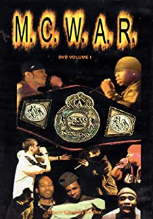 M.C. W.A.R. (MC WAR) The Official Sport of Freestyle Battling
