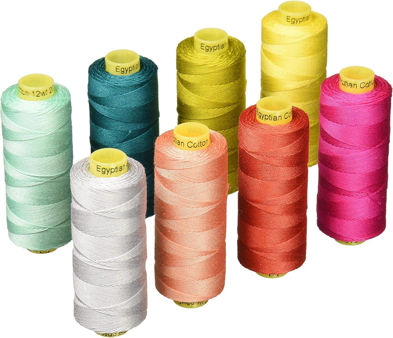 Cheap Violet Max 77% OFF Craft Spagetti Purple Set Thread