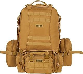 Seibertron 3 Day Tactical Backpack Waterproof Molle Bag/Rucksacks