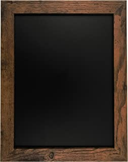 Rustic Wood Premium Surface Magnetic Chalk Board- 11