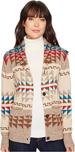 Pendleton - Iconic Shawl Collar Cardigan