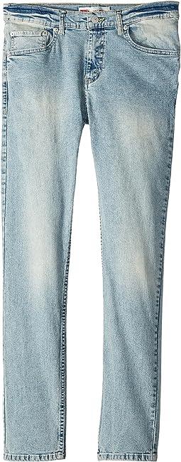Levi's® Kids - 510 Bleached Skinny Jeans (Big Kids)