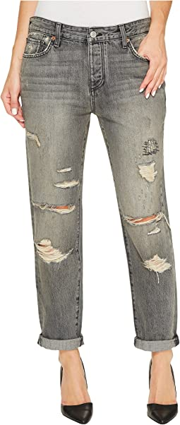 Lucky Brand - Sienna Slim Boyfriend Jeans in Barry