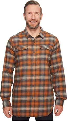 Columbia Big & Tall Flare Gun Flannel III Long Sleeve Shirt