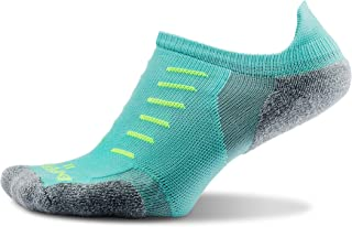 Xctu Thin Cushion Running No Show Socks
