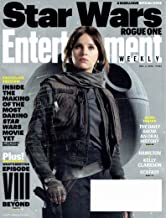 Entertainment Weekly Magazine (December 2, 2016) Star Wars Rogue One Felicity Jones Cover