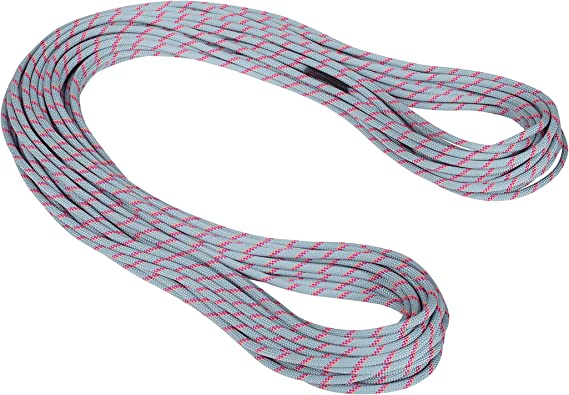 Mammut Cuerda Doble-Gemela 8.0 Alpine Dry, Unisex Adulto ...