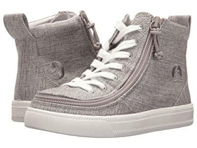 BILLY Footwear Kids Classic Lace High (Toddler/Little Kid/Big Kid) (Grey Jersey) Kids Shoes