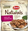 Tyson Naturals Grilled Chicken Breast Nuggets, 18 oz. (Frozen)