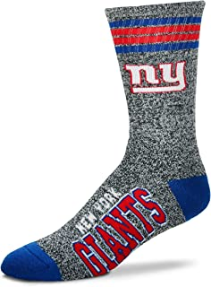 For Bare Feet - NFL Got Marbled Youth Size Kids Crew Socks (Approx. 4-8 Years)