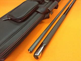 PREDATOR. P3 WRAP with REVO Shaft & TOP Notch Leather CASE.