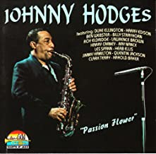 Johnny Hodges: Passion Flower