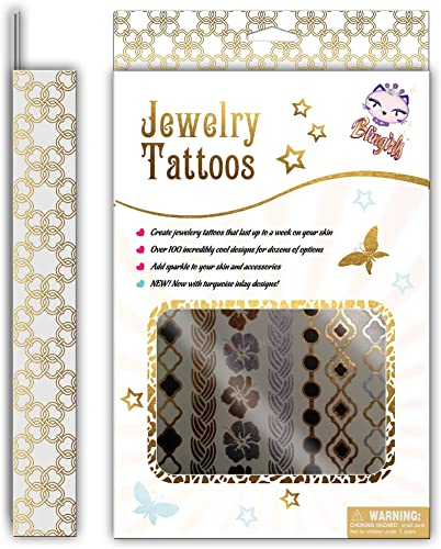 Not T4K Jewelry Tattoos by Not T4K