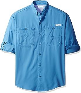 Columbia Camisa de Manga Larga Tamiami II para Hombre