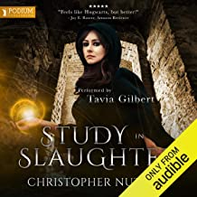 Study in Slaughter: Schooled in Magic, Book 3
