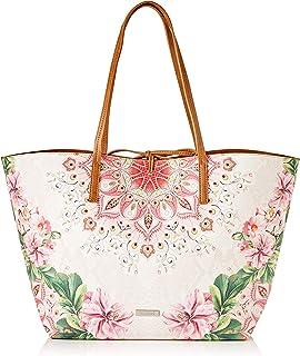 Desigual Women's PU Shopping Bag
