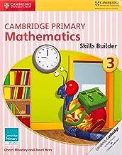 Cambridge Primary Mathematics Skills Builder 3 (Cambridge Primary Maths)