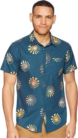 Billabong - Sunday Floral Short Sleeve Shirt