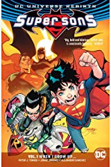 Super Sons (2017-2018) Vol. 1: When I Grow Up Kindle Edition